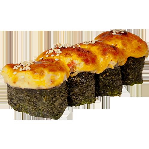 Ассорти из запеченных суши